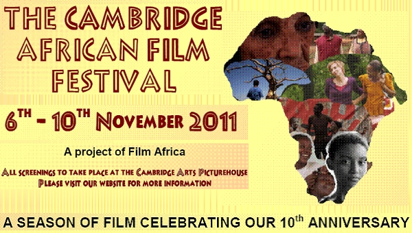 The Cambridge African Film Festival Preview