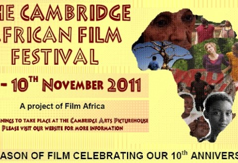 Cambridge African Film Festival Preview | TakeOneCFF.com