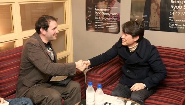 Ryoo Seung-wan Interview