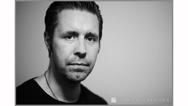 Interview with Paddy Considine