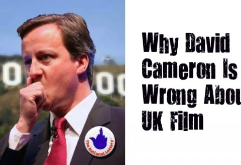 Why David Cameron Is Wrong About UK Film | Jim Ross | TakeOneCFF.com | Image by Harry Hunt
