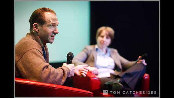 Q&A with Ralph Fiennes