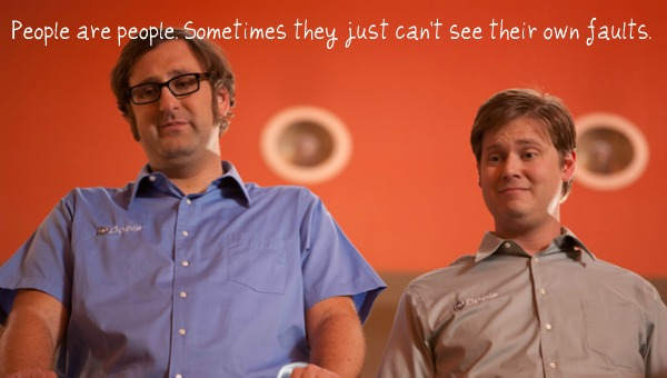 Tommy, Tim and Eric: a doomed love triangle