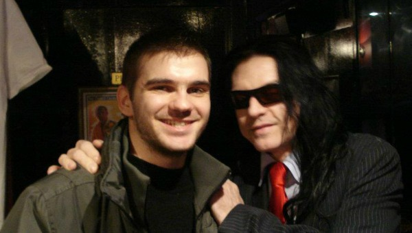 Tommy Wiseau talks to Take One