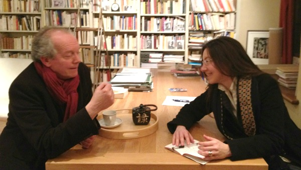 Interview with Luc Dardenne
