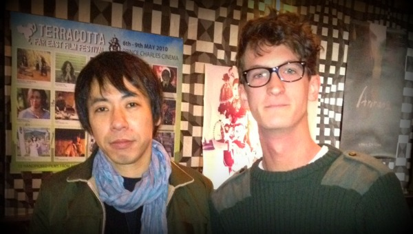 TFF2012: Interview with Toshiaki Toyoda
