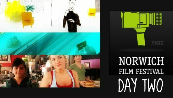 Norwich Film Festival 2012: Day Two