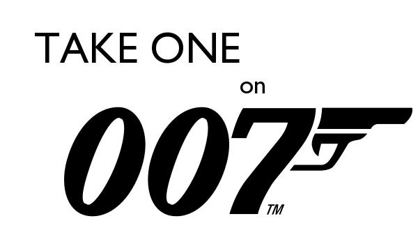 TAKE ONE on Bond