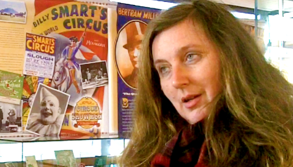 "Prof. Vanessa Toulmin on ""The Elephant Man"""