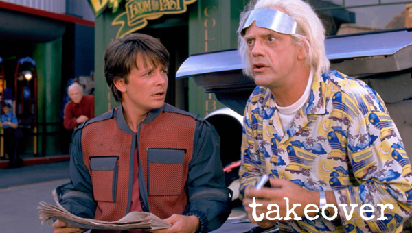 Takeover: Back To The Future Pt. II