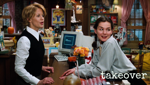 Takeover: You've Got Mail
