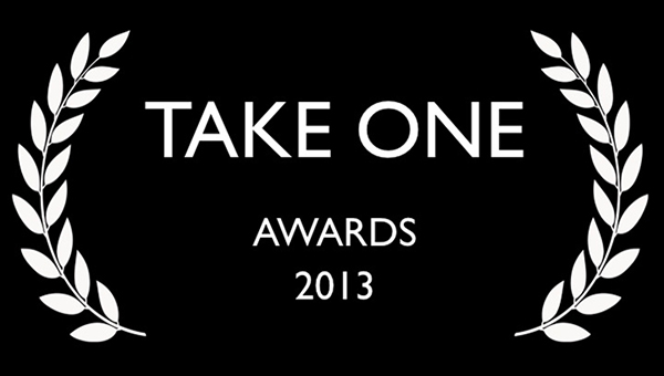 TAKE ONE Awards 2013