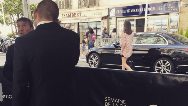 Cannes Diary 2015: Day 2