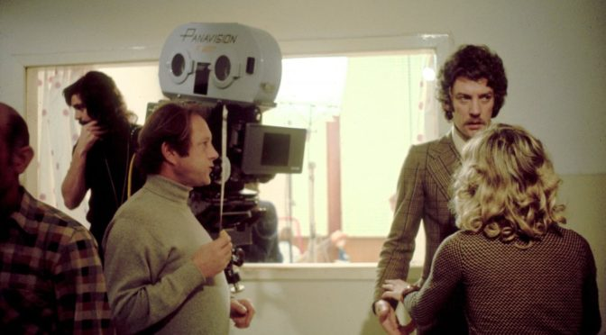 Nicolas Roeg: It's About Time
