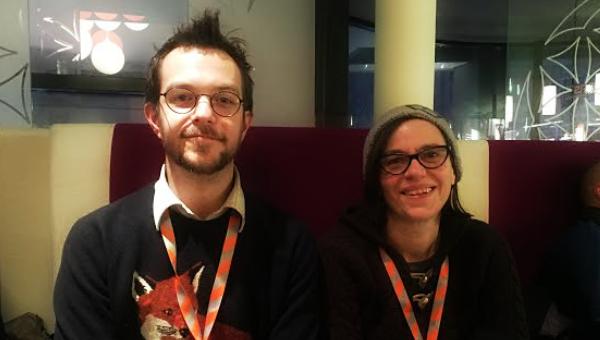 PH Programmer Clare Binns