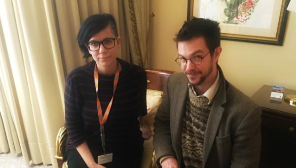 Interview with Sara Jordenö