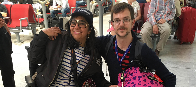 Accessible Cannes: Interview with Rahma Rachdi