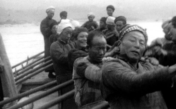 Around China With A Movie Camera