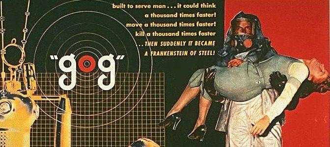 Gog 3D with Bob Furmanek
