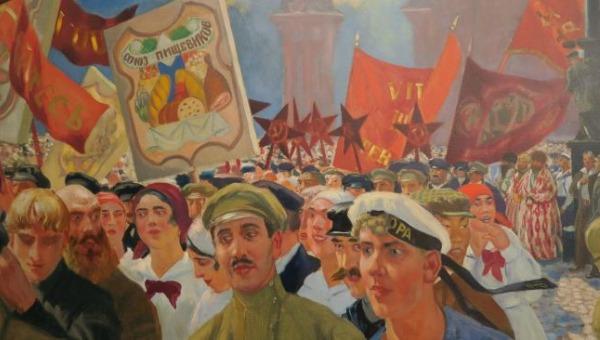 Revolution: Margy Kinmonth