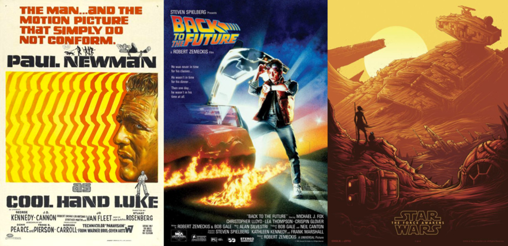 TAKE ONE   Rediscovering the art of the movie poster   Features