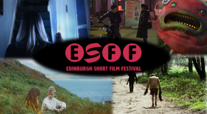 Edinburgh Shorts: In The Dark