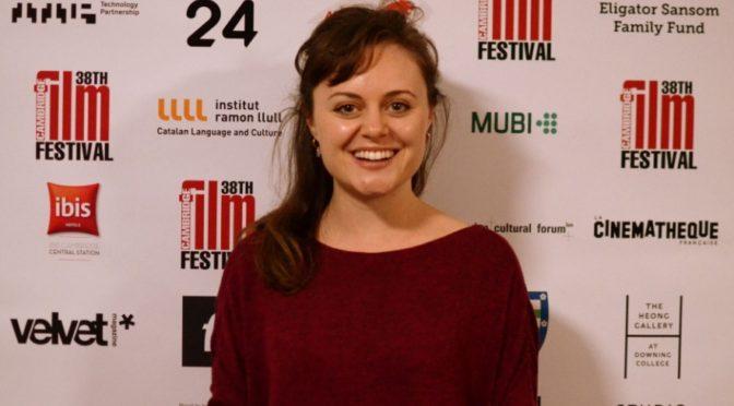 Sophia Carr-Gomm Interview