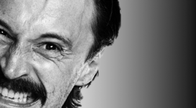 Begbie: A psychopath in plain sight