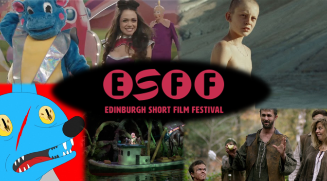 Edinburgh Shorts: The Games We Play