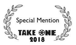 Runner Up | TAKE ONE Awards 2018