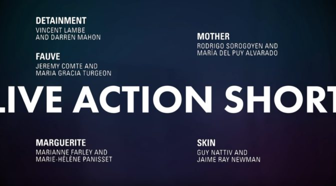 Oscars 2019: Live Action Shorts