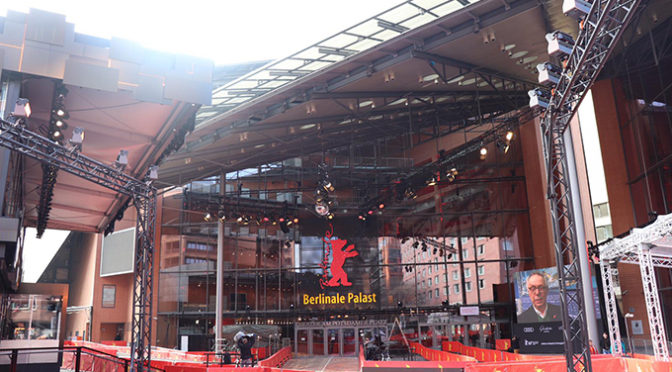 Berlinale: International Jury Press Conference