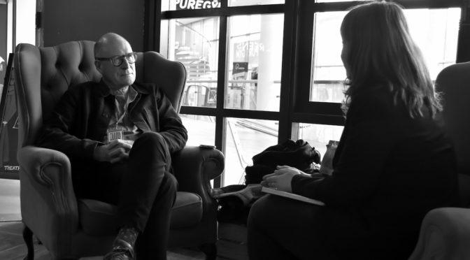 William Nicholson Interview