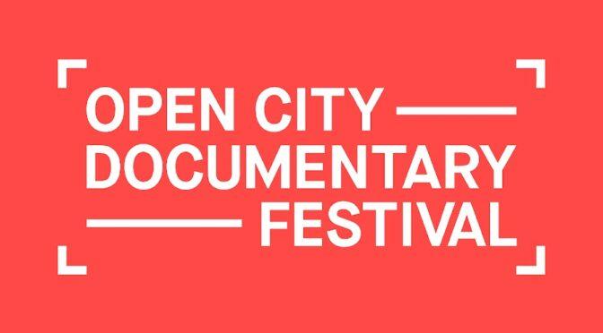 Open City Documentary Festival 2021